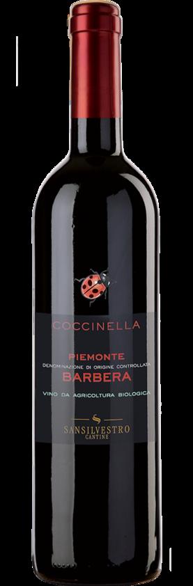 Piemonte D.O.C. Barbera Biologico Coccinella
