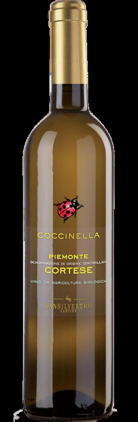 Piemonte D.O.C. Cortese Biologico Coccinella