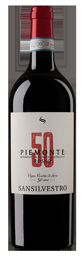 Piemonte D.O.C. Rosso 50 anni