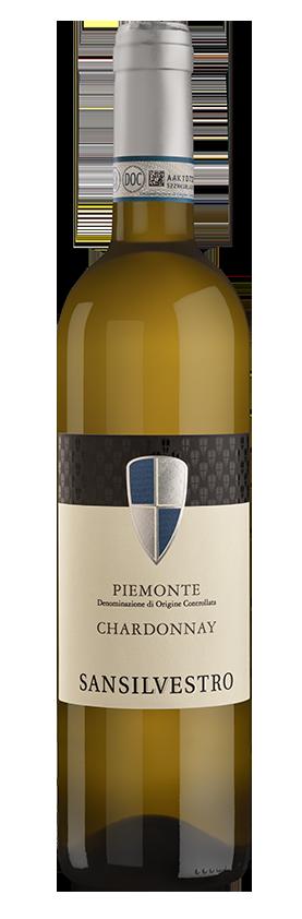 Piemonte D.O.C. Chardonnay_bottiglia-verde