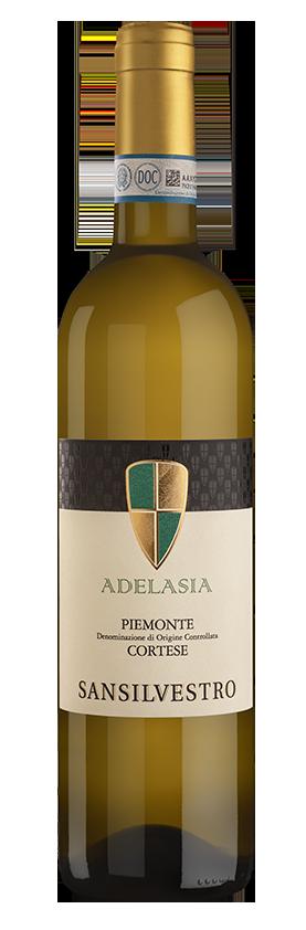 Piemonte D.O.C. Cortese Adelasia_bottiglia-verde